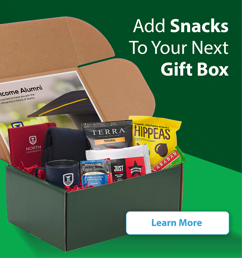 Add a tasty treat to your next gift box.