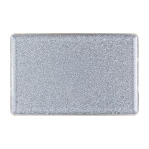 Large Sparkle Silver Encore Badge, Blank