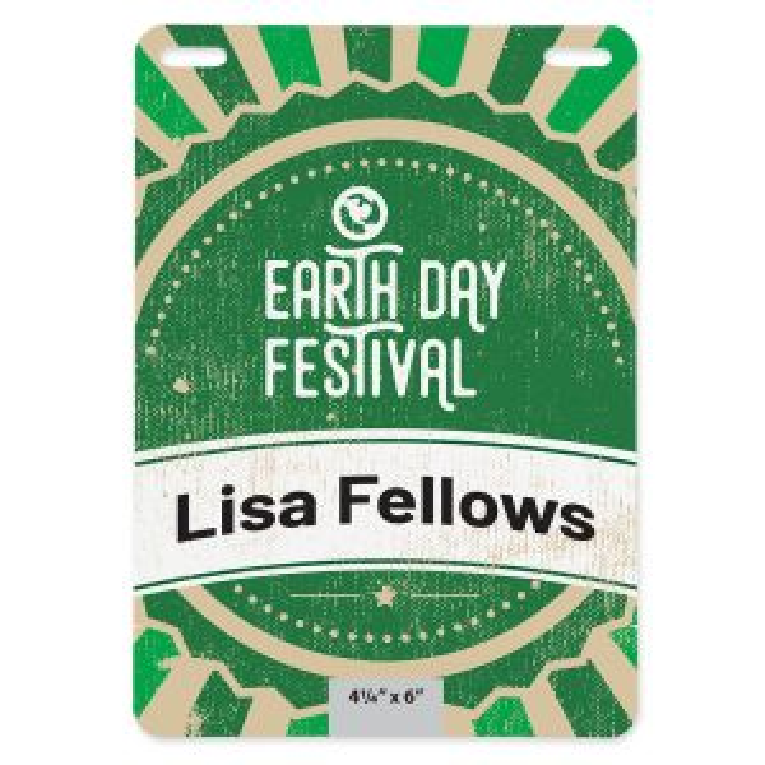 Eco Event Badge