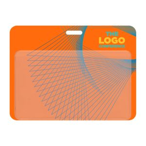 "4"" x 3"" On-Site Registration Event Badge"