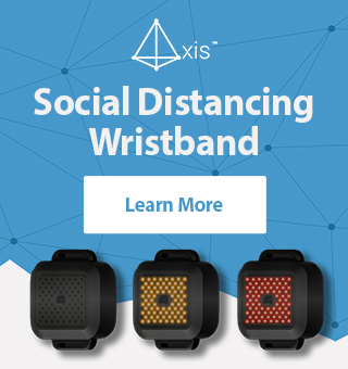 Social Distancing Wristband - Learn More