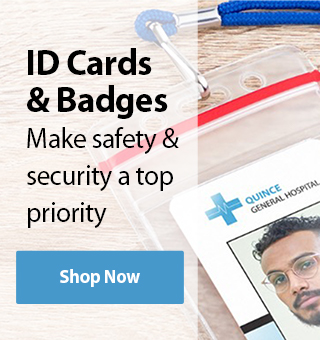ID Cards & Badges, Make safety & security a top priority - Learn More