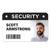 Staff ID Badge