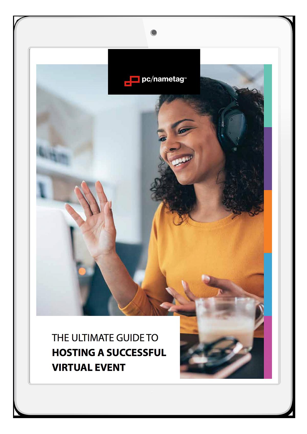 pc/nametag Virtual Event Ebook