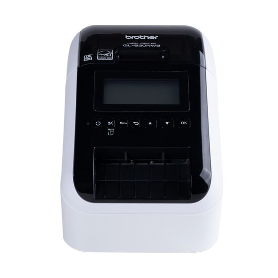 Brother QL-820NWB Wireless Label Printer with LCD Screen