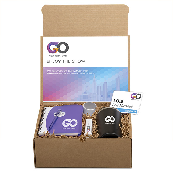 Virtual Event Attendee Kits