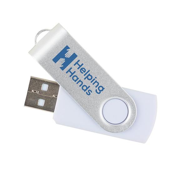 Smart Drive USB, 4GB, 1-Color Imprint
