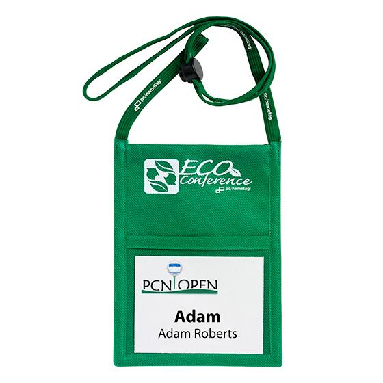 Eco Friendly Neck Wallet
