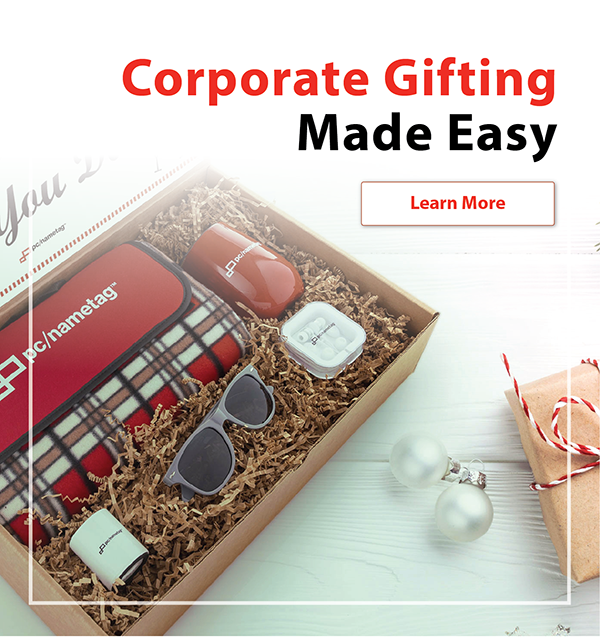 Custom Holiday Gift Boxes for Corporate Gifting