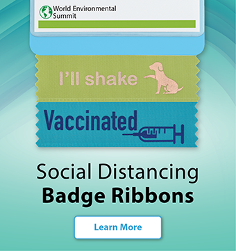 Social Distancing Ribbons - Learn More