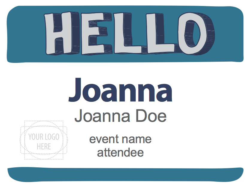 free name tag and name badge designs pc nametag