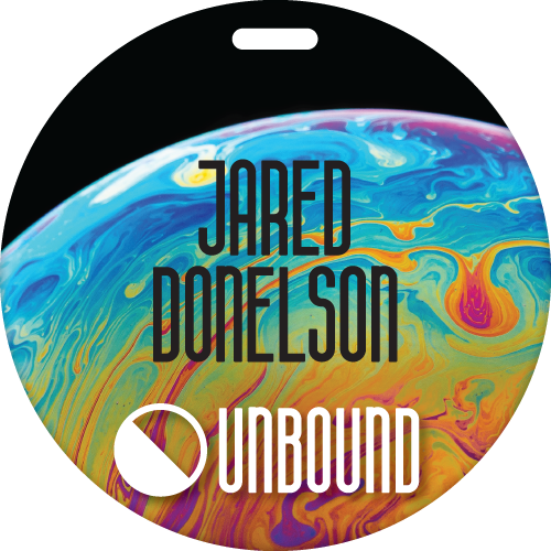 Round Personalized Badge