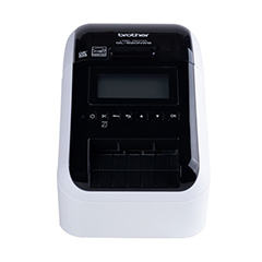 UBRO Brother Wireless Name Tag Label Printer with LCD Screen